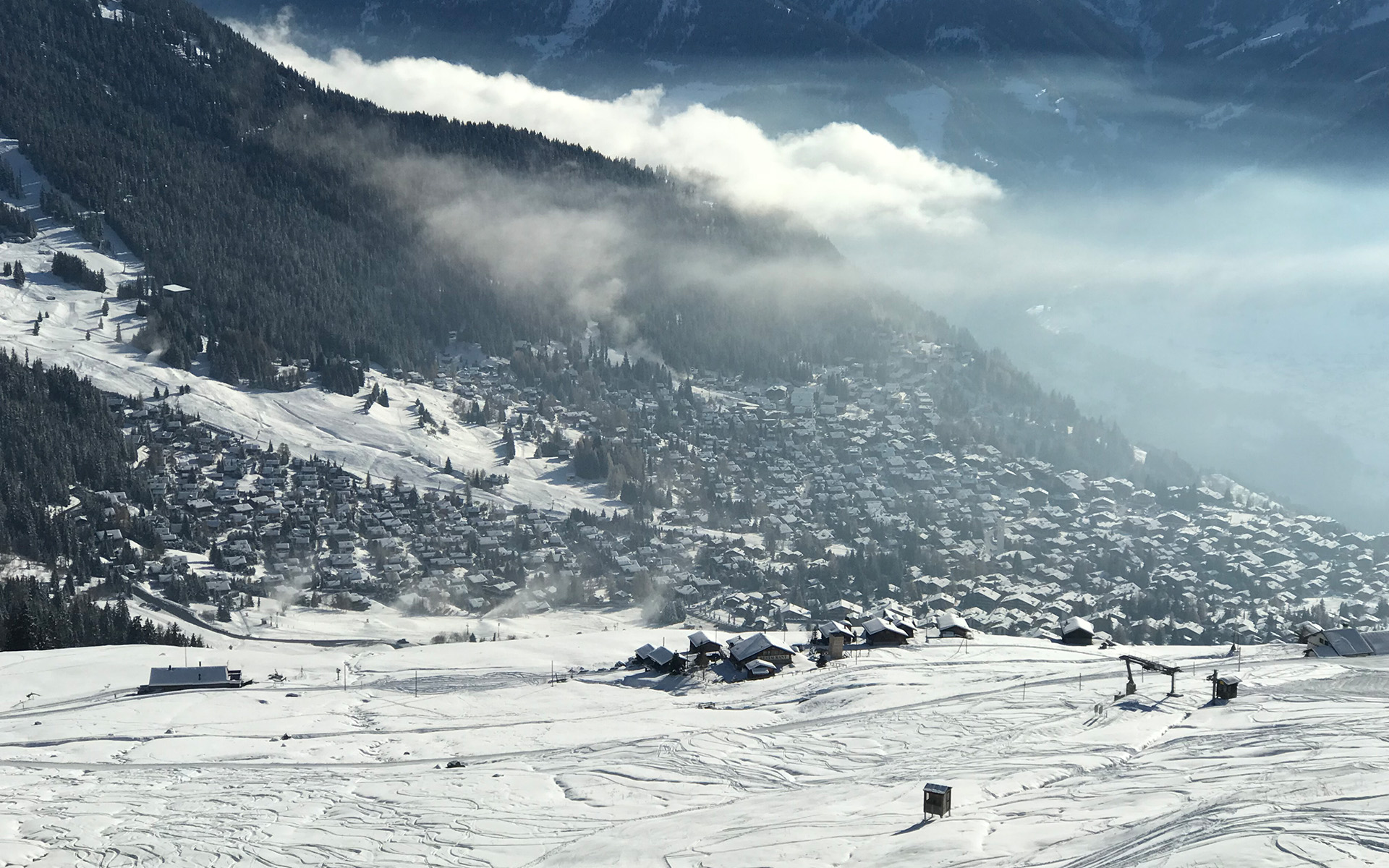 Verbier & the Four Valleys